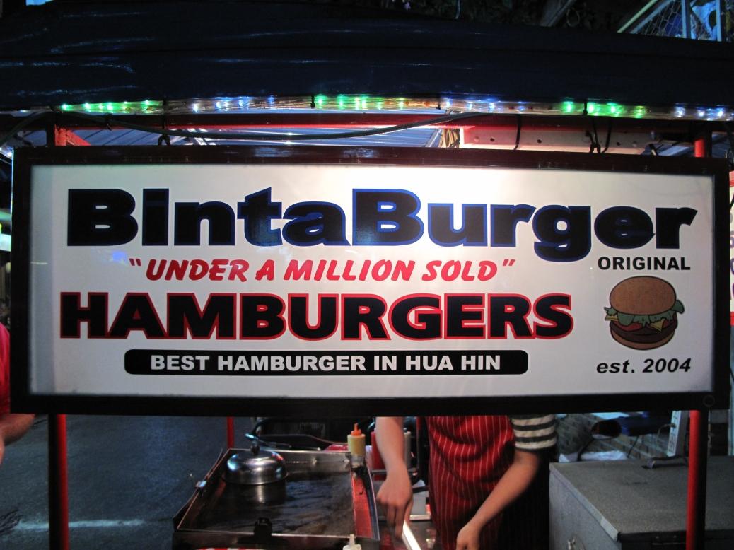 BintaBurger
